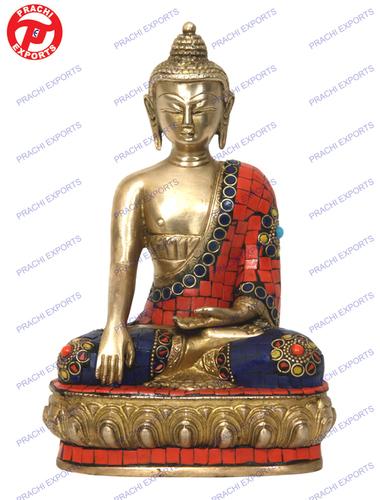 Buddha Sitting Medicine