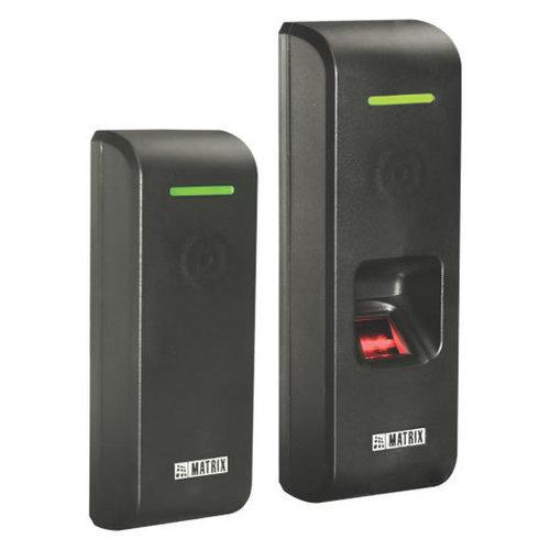 Biometric Access Control Panel