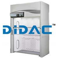 Filtered Floor Mounted Fume Hood