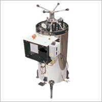 Infustrial Vertical Autoclave
