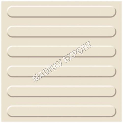 Tab Ivory Heavy Duty Parking Tiles