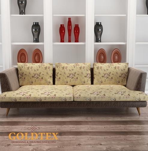 Flat Jacquard Upholstery Fabric