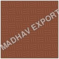 Waves Terracotta Full Body Vitrified Parking Tiles