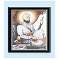 Guru Gobind Singh Ji Poster