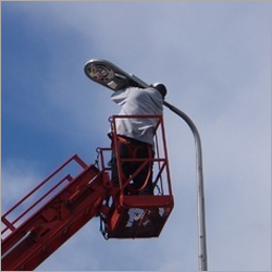 Street Light Installation Service