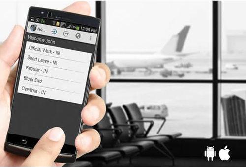 Mobile Application For Attendance