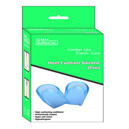 Relieving Foot Heel Pain Soft Cushion Supports