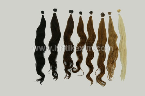 Keratin i Tips Hair Extensions