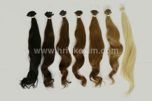 Keratin U Tips Hair Extensions