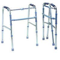 Orthopedic Patients Walking Sticks