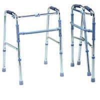 Orthopedic patients walking sticks