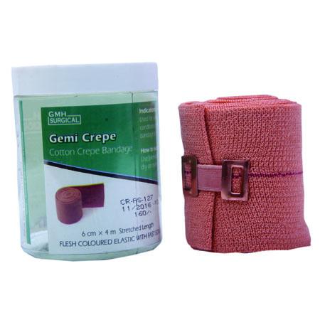 Warming Bandages 6cm.x4mtr