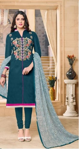 Party Wear Stylish Churidar Suit