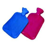 Delux Rubber Hot Water Bottle