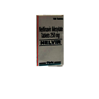Nelvir Nelfinavir 250mg Tablet