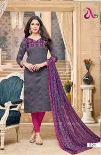 Latest Party Wear Ethnic Salwar Kameez