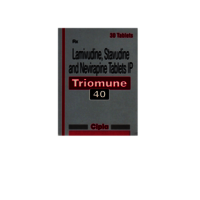 Triomune 40 mg Tablets