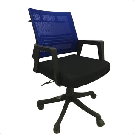 Net Back Revolving Chair