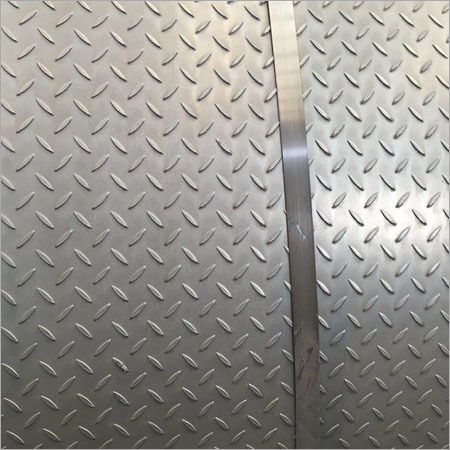 Chequered Steel Sheets