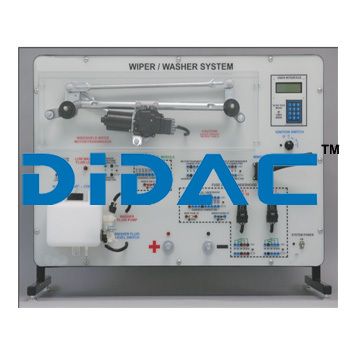 Wiper Washer System Trainer