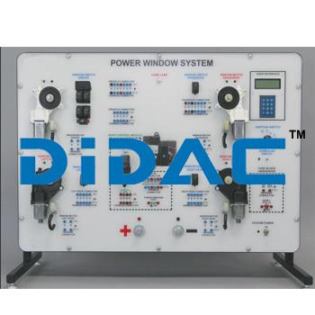 Power Window System