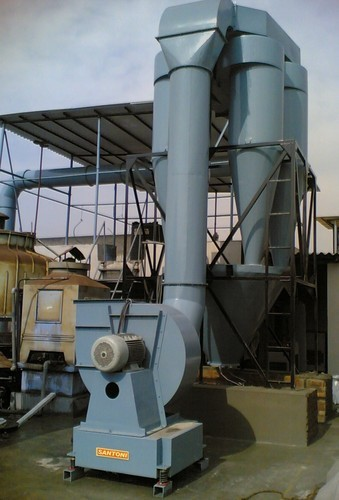 Quad Type Cyclone Dust Collector