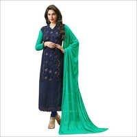 Designer Straight Cut Salwar Suits