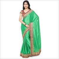 Stylish And Fancy Party Wear Saree