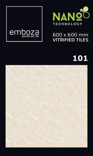 Nano Polished Vitrified Tiles Ivory