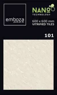 Nano Polished Vitrified Tiles Ivory