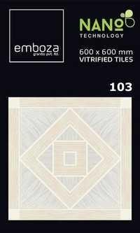 Premium Ivory Nano Vitrified Tiles