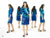 Designer Exclusive Party Wear Latest Kurti