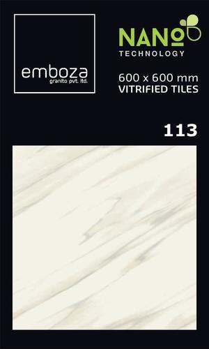 Designer Ivory Nano Vitrified Tiles