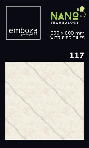 Nano Polished Ivory Vitrified Tiles Manufacturer