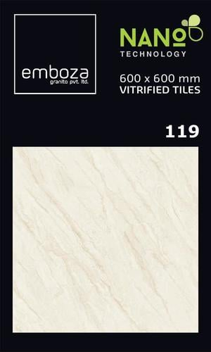 Nano Ivory Vitrified Tiles