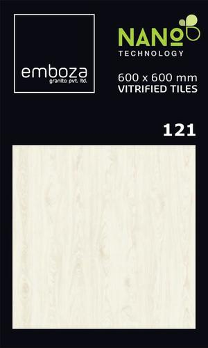 Nano Series Ivory Vitrified Tiles