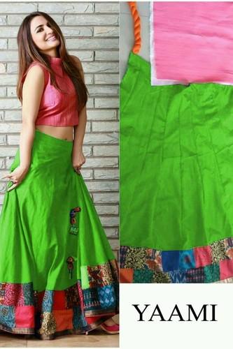 Fashion Designer Party Wear Stylish Lehenga Choli