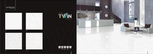 600x600 Twin Charge Vitrified Tiles