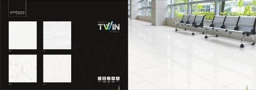 600x600mm Twin Charge Vitrified Tiles Manufacturer