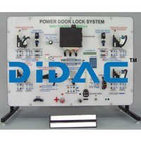 Power Door Lock System Trainer