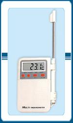 Multistem Thermometer