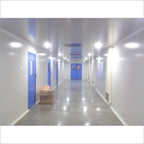 Hvac and Clean Room System