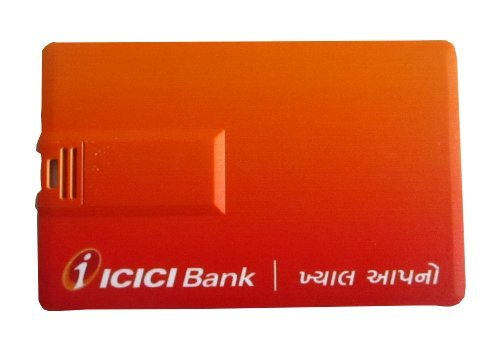 Bank Credit Card Pen Drive