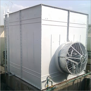 Cooling Tower Forced Draught