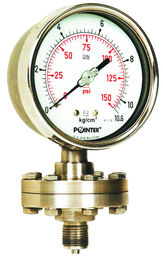 Pressure Measurement Instruments