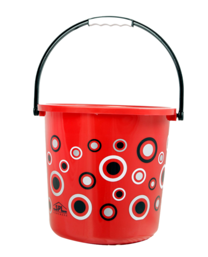 PLASTIC 18 NO NEW PRINTED BUCKET
