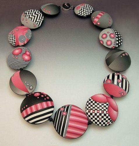 Polymer Clay Jewellery