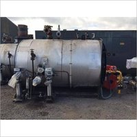 Oil Fire Steam Boiler