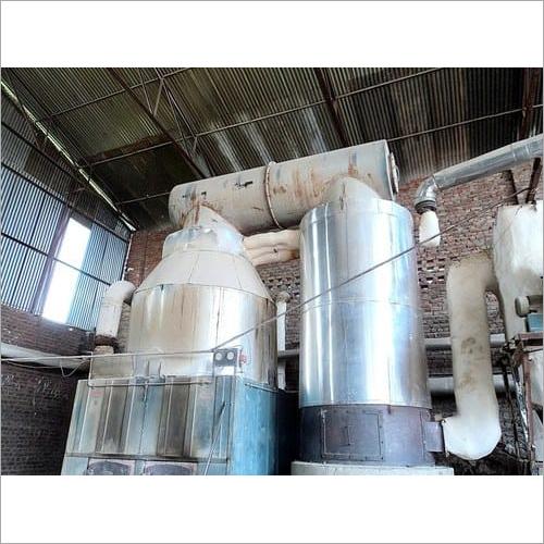 Four Pass Hot Water Generator