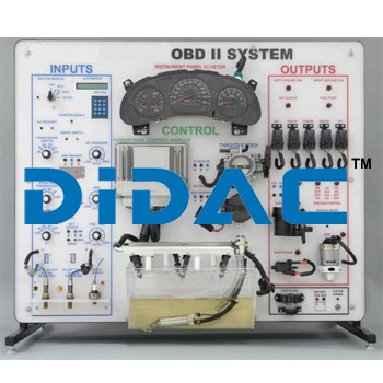 On Board Diagnostics OBD II System Trainer